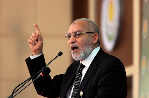 Αίγυπτος: Σε θάνατο 683 ισλαμιστές μεταξύ αυτών και ο Μοχάμεντ Μπαντίε