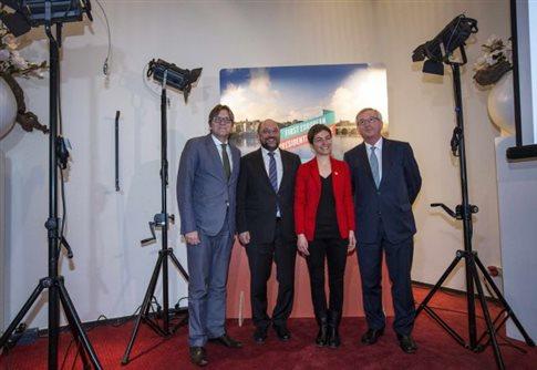 Στο κανάλι της Βουλής το επόμενο ντιμπέιτ των υποψηφίων για την Κομισιόν