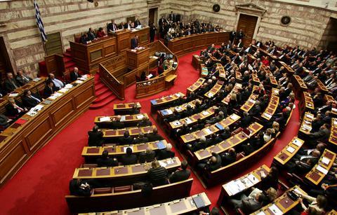 Αύριο στη Βουλή το Μεσοπρόθεσμο 2015-2018
