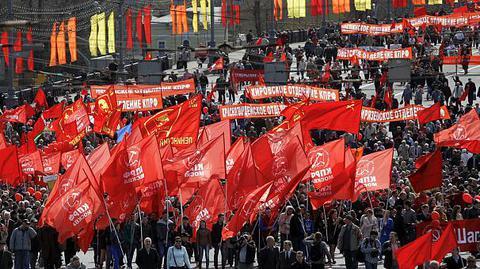 Ρωσία: Για πρώτη φορά από το 1991 εργαζόμενοι θα διαδηλώσουν στην Κόκκινη Πλατεία