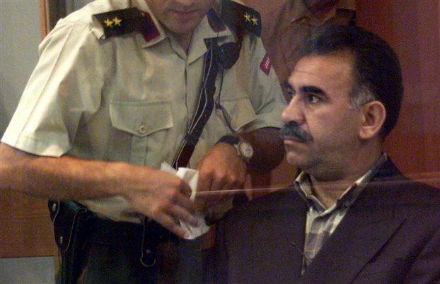 Τουρκία: Παραμένει έγκλειστος ο Οτσαλάν