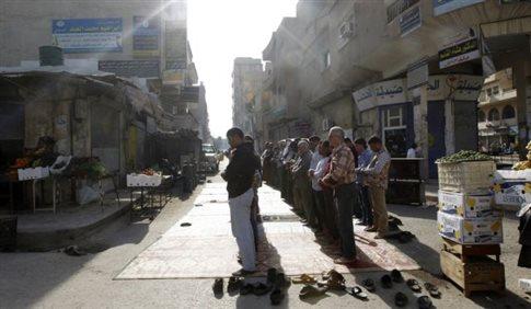 Τζιχαντιστές σταύρωσαν και εκτέλεσαν αντάρτες στη βόρεια Συρία