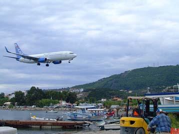 Ξεκινούν οι πτήσεις από την Αγγλία στο αεροδρόμιο της Σκιάθου