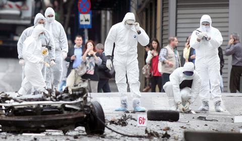 Χαμηλοί τόνοι για την τρομοκρατία στην Ελλάδα