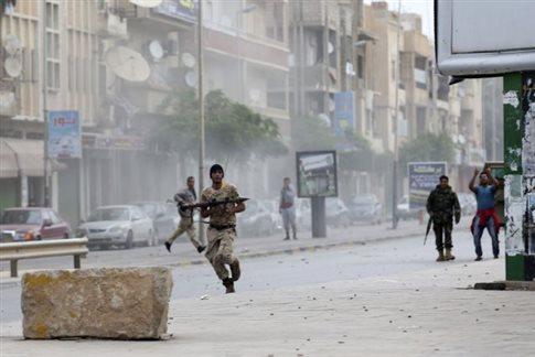 Έφοδος ισλαμιστών ανταρτών σε μονάδα δυνάμεων ασφαλείας στη Λιβύη