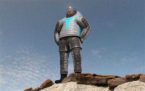 Τη στολή των αστροναυτών του μέλλοντος παρουσίασε η NASA