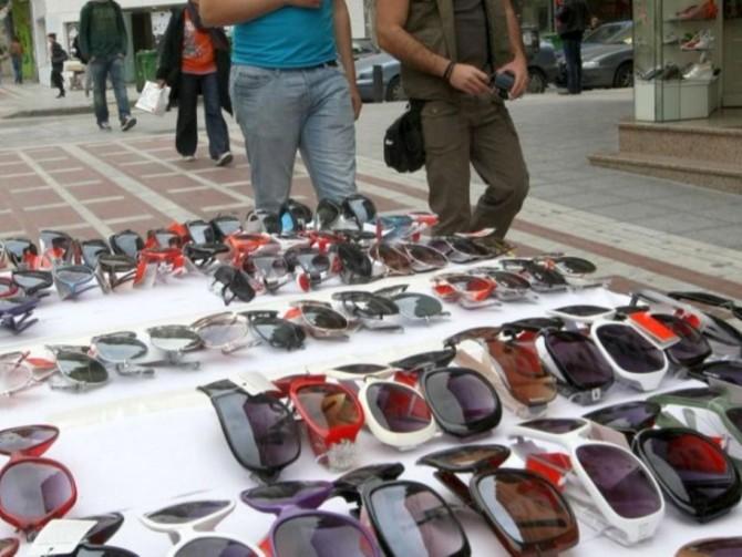 Αστυνομικοί έλεγχοι για την πάταξη του παραεμπορίου στη Λάρισα