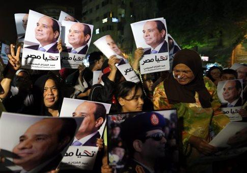 Οι Αδελφοί Μουσουλμάνοι «έχουν τελειώσει», λέει ο αιγύπτιος Σίσι