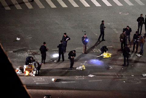 Κίνα: Νέα αιματηρή επίθεση με μαχαίρι σε σιδηροδρομικό σταθμό