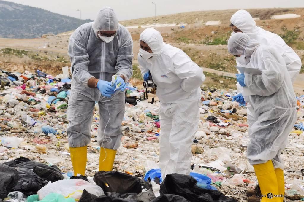 Αδεια συλλογής και μεταφοράς αποβλήτων έλαβε ο δήμος