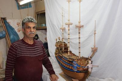 Πλοία με ιστορία σε μικρογραφία ~ ΞΥΛΙΝΑ ΜΟΝΤΕΛΑ ΕΤΟΙΜΑ ΝΑ ΣΑΛΠΑΡΟΥΝ