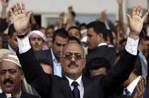 Επίθεση στο προεδρικό μέγαρο της Υεμένης