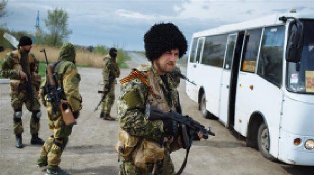 Οι Κοζάκοι «Εκατό Λύκοι» και ο βρώμικος πόλεμος