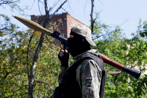 Τελεσίγραφο στο Κίεβο από τους αυτονομιστές του Ντονέτσκ στην Ουκρανία