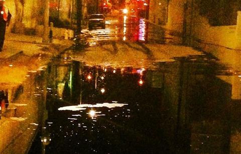 Πλημμύρισαν με 190.000 λίτρα πετρελαίου οι δρόμοι του Λος Αντζελες