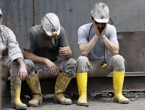Θλιβερό ρεκόρ εργατικών ατυχημάτων σε ορυχεία κατέχει η Τουρκία