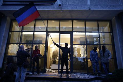 Ρωσία: Δεν έχουμε λάβει επίσημο αίτημα προσάρτησης του Ντονέτσκ