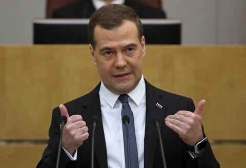 Προειδοποίηση Μεντβέντεφ: Οσοι παίρνετε ρωσικό φυσικό αέριο, πρέπει να το πληρώνετε