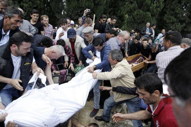 Ζαμάν: Το ορυχείο προσλάμβανε μόνο οπαδούς του Ερντογάν
