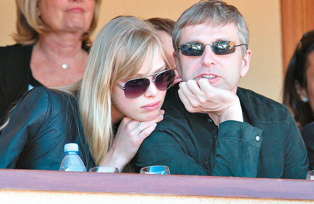 Το «χρυσό» διαζύγιο της Ελενα Ριμπολόβλεβα