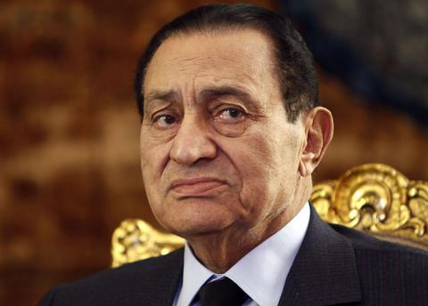 Αίγυπτος: Σε τρία χρόνια φυλάκιση καταδικάστηκε ο Μουμπάρακ