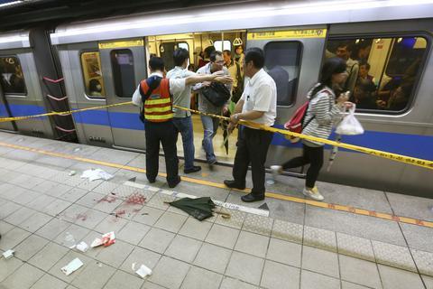 Ταϊβάν: Μεθυσμένος σκότωσε με μαχαίρι στο μετρό 3 επιβάτες και τραυμάτισε 10