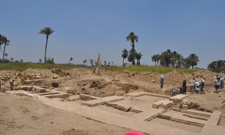 Ναός του βασιλιά Πτολεμαίου Β' ανακαλύφθηκε στην Αίγυπτο