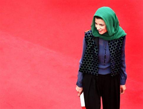 Αντιμέτωπη με το ενδεχόμενο δημόσιου μαστιγώματος ιρανή ηθοποιός