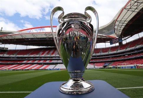 Ρεάλ-Ατλέτικο στον τελικό του Champions League
