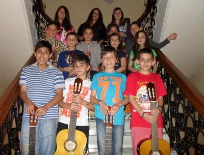 Συναυλία «Τα παιδιά παίζουν για παιδιά»