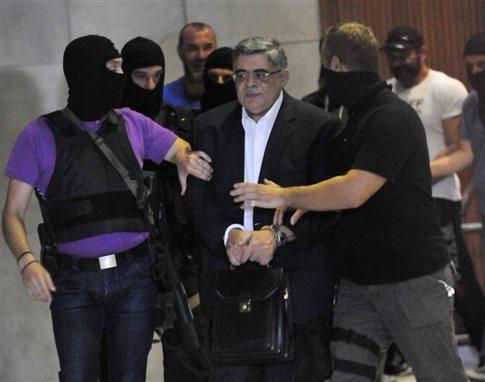 Την ερχόμενη εβδομάδα αποφασίζει η Ολομέλεια για νέα άρσης ασυλίας Μιχαλολιάκου