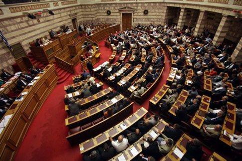 Από το πρώτο θερινό τμήμα της Βουλής η ηλεκτρονική ψηφοφορία