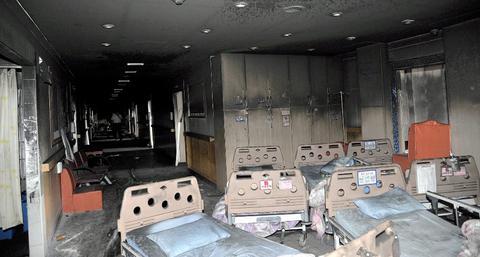 Ν. Κορέα: 82χρονος έβαλε φωτιά σε οίκο ευγηρίας