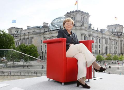 Ισχυρότερη γυναίκα στον κόσμο για τέταρτη χρονιά η Μέρκελ