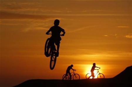 Ποδηλατοδρομία στον Παλαμά Καρδίτσας