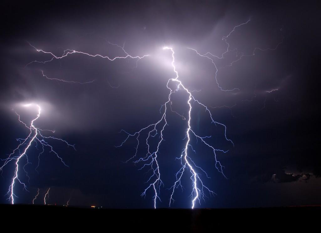 Ερχονται καταιγίδες, άνεμοι και χαλάζι