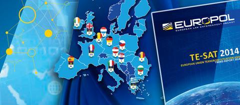 Europol: Πρώτη στις συλλήψεις τρομοκρατών το 2013 η Ελλάδα -Αυξήθηκαν οι επιθέσεις