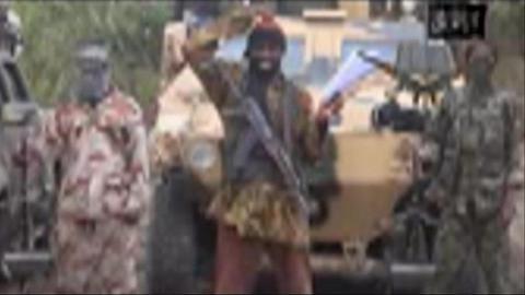 Συνελήφθη φερόμενος πυροτεχνουργός της Μπόκο Χαράμ