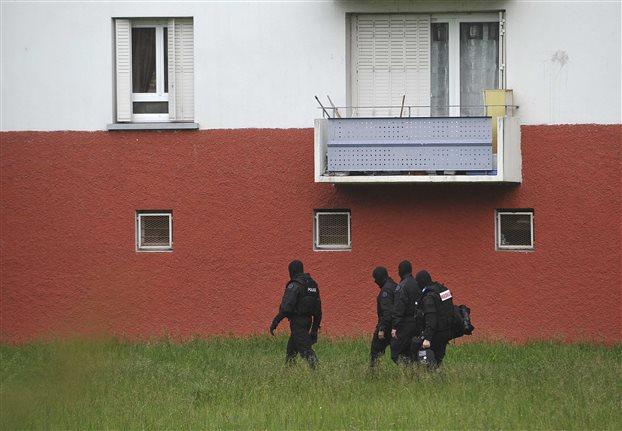 Τέσσερις συλλήψεις στη Γαλλία για σχέσεις με οργανώσεις τζιχαντιστών