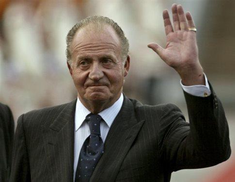 Παραιτείται από τον θρόνο ο βασιλιάς της Ισπανίας Χουάν Κάρλος