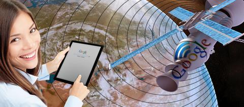 Στόλο δορυφόρων ετοιμάζει η Google για να φέρει το ίντερνετ «παντού»