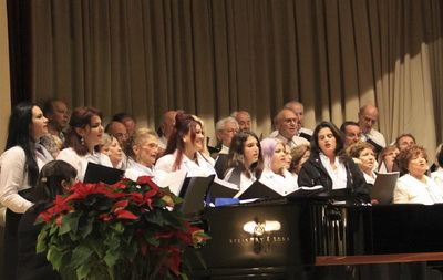 Συναυλία Χορωδίας Αρτέμιδος Αττικής