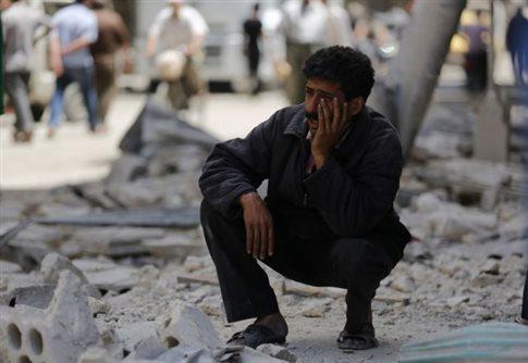 Άμαχοι νεκροί σε επιθέσεις ισλαμιστών πριν στήσει κάλπες ο Άσαντ