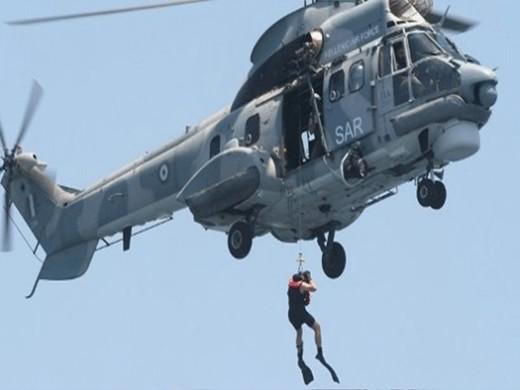 Όλυμπος: Επιχείρηση διάσωσης 70χρονου Γερμανού σε υψόμετρο 2.300 μέτρων!