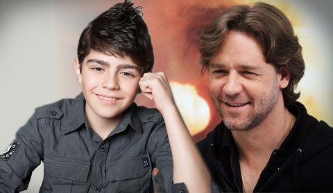 Συμπρωταγωνιστής του Ράσελ Κρόου ένα 11χρονο Ελληνόπουλο
