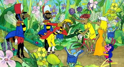 Ταινία κινουμένων σχεδίων «Ενα παραμύθι για δύο κουνουπάκια»