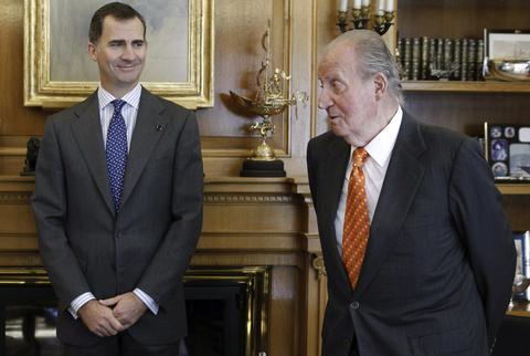 Ισπανία: Εγκρίθηκε το νομοσχέδιο για την διαδοχή του Χουάν Κάρλος