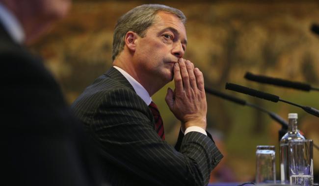 Φάρατζ: Οταν η Ελλάδα βγει από το ευρώ θα είμαι ο πρώτος που θα πάω εκεί για φθηνές διακοπές