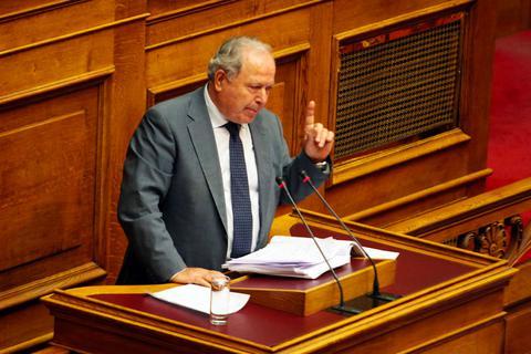 Απάντηση Μαρκογιαννάκη για το κλείσιμο της Ολομέλειας