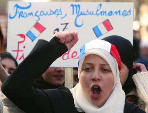 «Εξαγωγή» Γάλλων φανατικών ισλαμιστών στη Συρία